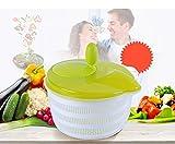 Centrifuga Per Insalata - Set Di Insalate Di Alta Qualità - Facilmente Spin E Insalate E Verdure