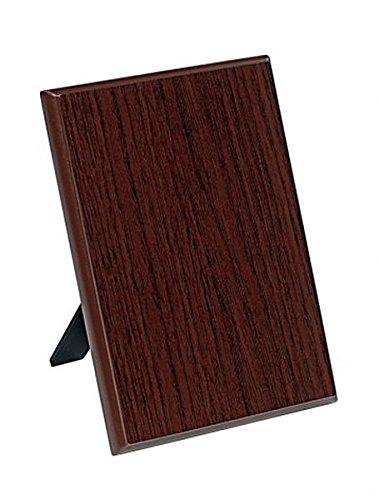 Ten Crest affiche notenhout 125 x 90 x 15 mm cod.EL35063 cm 9 x 1,5 x 12,5 h door Varotto & Co.