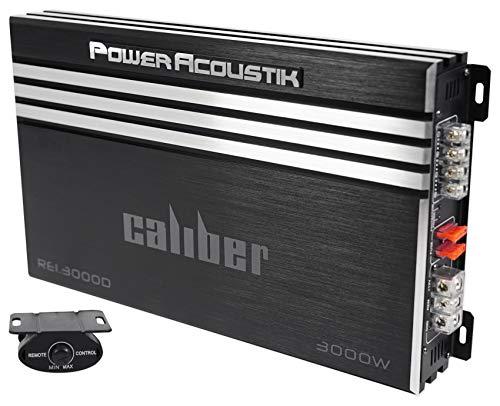 Power Acoustik RE1-3000D 3000 Watt Mono Amplifier Car Stereo Amp