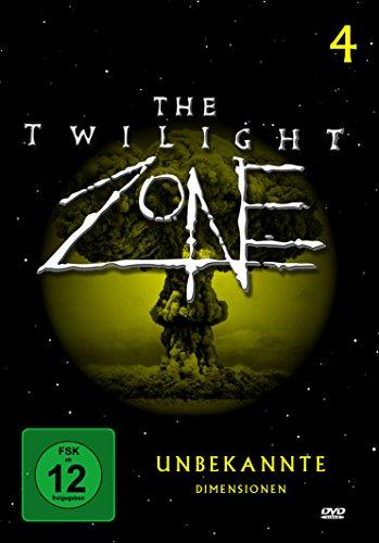 The Twilight Zone: Unbekannte Dimensionen - Teil 4 [4 DVDs]