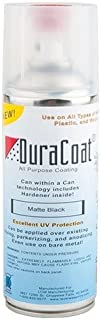 DuraCoat Firearm Finish - Can Only - Matte Black