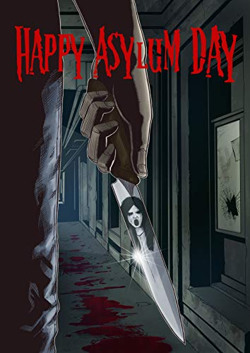 Happy Asylum Day:Complete Edition  (Graphic Novel) (English Edition)
