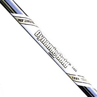 True Temper New Dynamic Gold Tour Issue AMT X100 Iron Shafts 4-PW .355