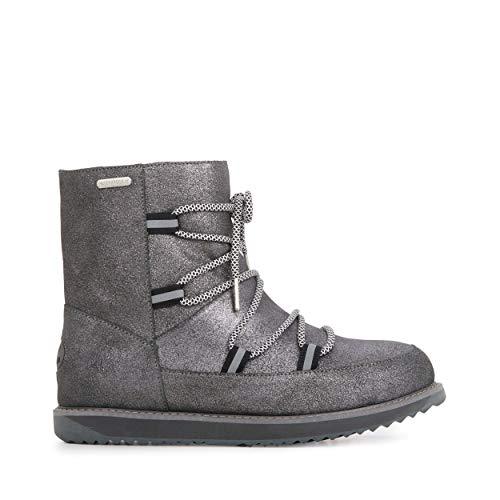 EMU Australia Rutledge Womens Waterproof Sheepskin Boots Size 37 EMU Boots