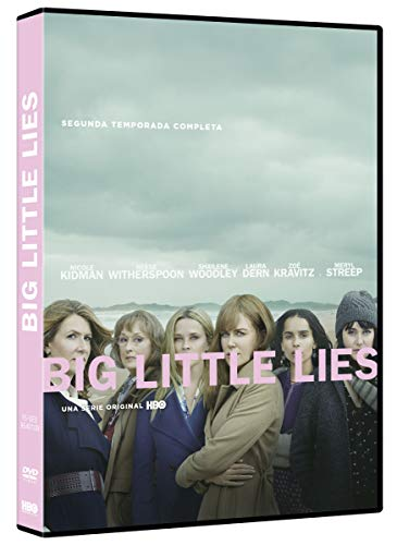Big Little Lies Temporada 2 [DVD]