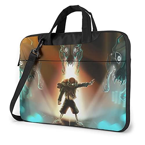 Undertale Laptop Sleeve Bag 13 Inch Inch Carrying Case, 360° Protective Computer Bag