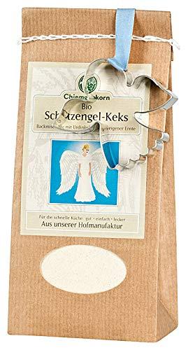 Chiemgaukorn Bio Chiemgauer Schutzengel-Keks, Backmischung mit Keks-Ausstecher 270 g