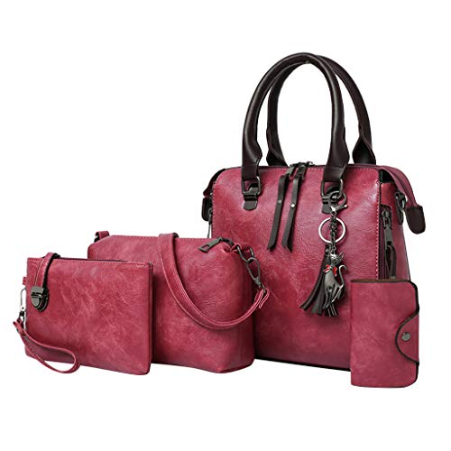 Personalizzato donna ecopelle PU Pelle Cross Corpo Messenger Bag Donne Tote Borsa a tracolla