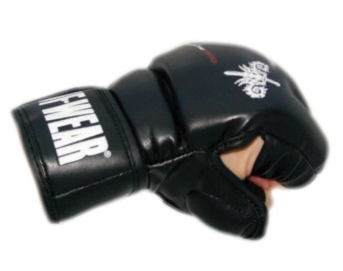 Tuf Wear MMA Handschuhe für das Training, Freefight, Mixed Martial Arts (L/XL)