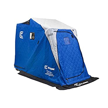 Clam 12564 Legend XL Thermal 1 Man Grey Base & Deluxe Seat
