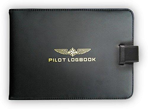 Design 4 Pilots - Protège carnet de vol standard en cuir - DESIGN 4 PILOTS