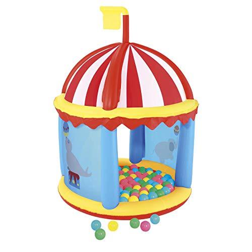 Maison Futée - Piscine à Boules et Son chapiteau gonflables