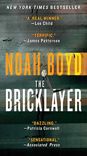 Image of The Bricklayer (Steve Vail Novels)
