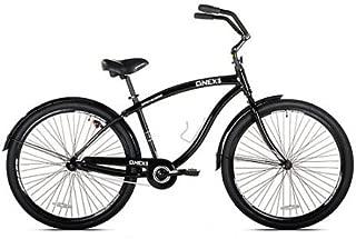 Genesis Onex Cruiser 29 Mens Bike weight aluminum cruiser frame Pedal Black steel NEW