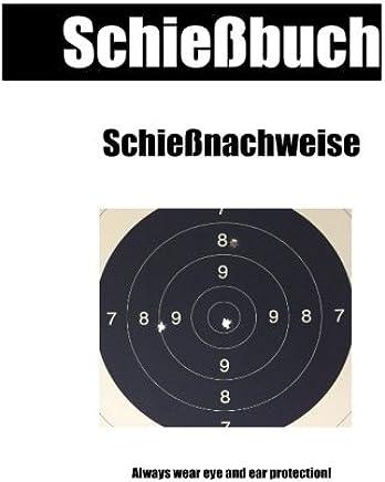 Schiessbuch - Schiessnachweise