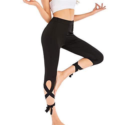 PPPPA Sieben-Punkt-Mesh-Garn Sporthose Enge Aerobic-Hose Laufen Training Yoga-Kleidung Yogahose Yogahose Frauensport Explosion schweißdünne dünne Hüften schnell trocknende Laufhose Frauen