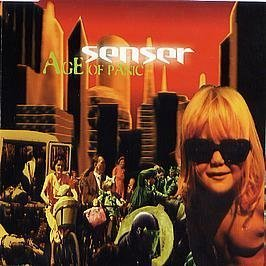 Age Of Panic by Senser (1994-01-01)
