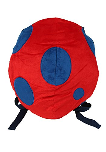 Mighty Fine Bravest Warriors I Am Catbug Hooded Backpack Standard