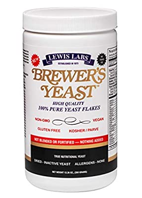 Lewis Labs Brewer's Yeast 350g from LEWIS LABS