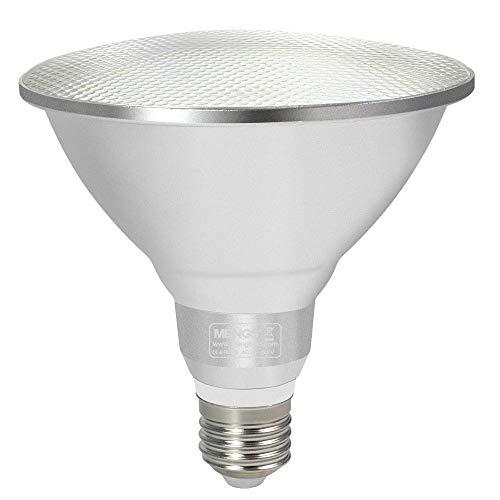 MENGS E27 15W Neutralweiß LED PAR38 Licht mit Aluminium Legierung + Glasabdeckung AC 85-265V 30X5630 SMD
