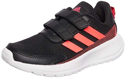 adidas TENSAUR Run C, Zapatillas, NEGBÁS/ROSSEN/ROSINT, 35 EU