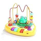 YYQIANG Frog Music Winding Beads Juguetes educativos para niños Los Mejores Regalos navideños y de cumpleaños para niños Mayores de 1 año Aficiones Infantiles (Color : Multi-Colored)