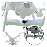 Release and Drop Professional Device for DJI Phantom 4 (all models) – Drone Fishing, Bait Release, Load Delivery, Search and Rescue and Fun – U.S. Patent - by DRONE SKY HOOK
