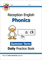 New Phonics Daily Practice Book: Reception - Summer Term