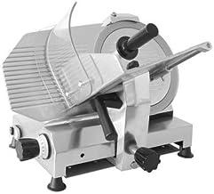 Trancheuse à courroie professionnelle lame 300 mm - Furnotel