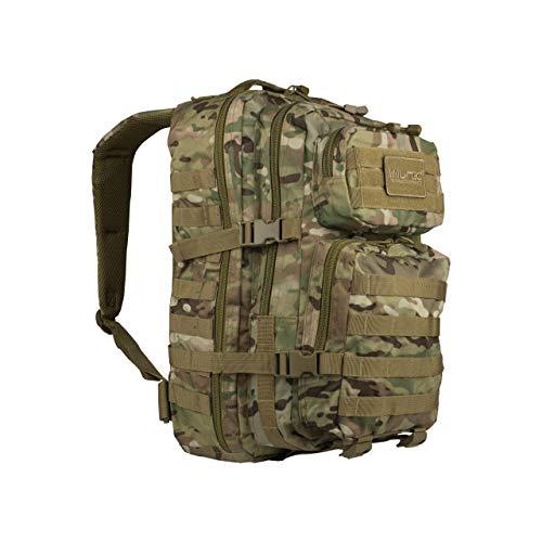 Mil-Tec US Assault Pack Backpack,L,Multitarn