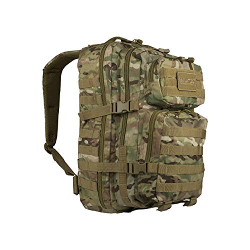Mil-Tec US Assault Pack Backpack,L,Multitarn