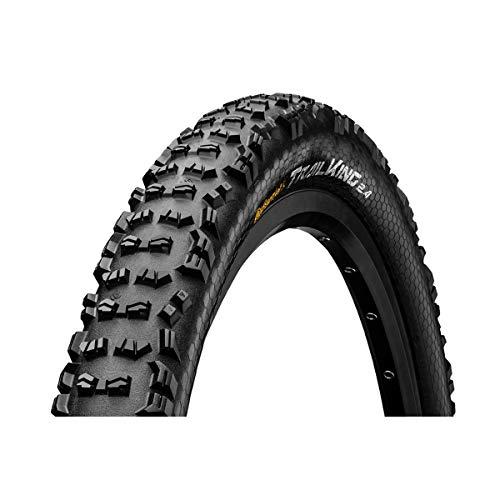Continental Unisex– Erwachsene Trail King Fahrradreifen, schwarz, 29 X 2.40