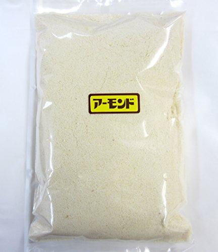 生 アーモンド パウダー 500g 粗挽き 粉 ヨコイピーナッツ 名古屋
