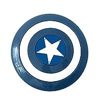 キャプテンアメリカシールド、子供のパフォーマンスコスチューム、おもちゃ、コスプレ1:1レジェンドシリーズ映画小道具スーパーヒーロードレスアップコスチュームスーツ B,32cm