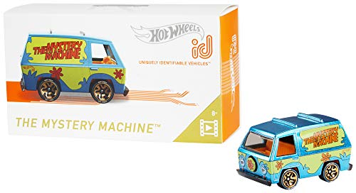 Hot Wheels id Mystery Machine {Screen Time}