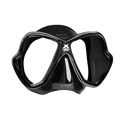 Mares X-Vision Tauchermaske New 2014...