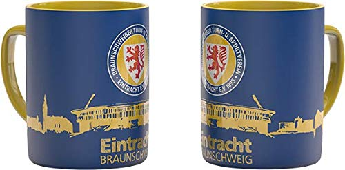 Eintracht Braunschweig Kaffeebecher \'Scribble\'
