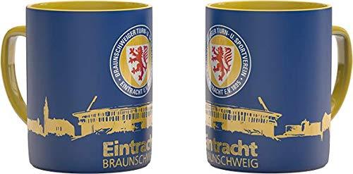 Eintracht Braunschweig Kaffeebecher 'Scribble'