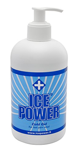Ice Power Kühlgel mit Pumpe, 1er Pack (1 x 0.4 l)