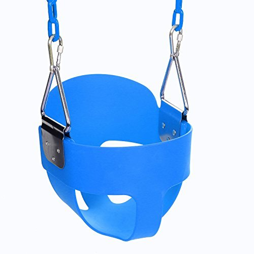 Our #5 Pick is the ANCHEER Toddler Swing Seat