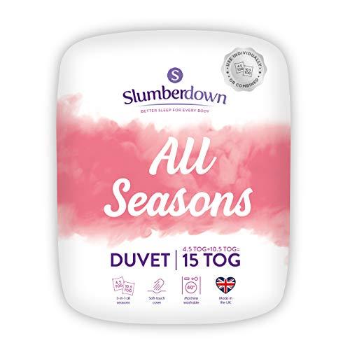 Slumberdown 15 Tog Duvet