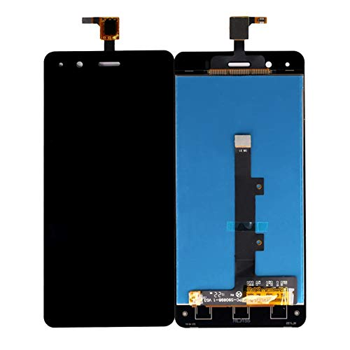un known Reemplazo Compatible LCD for BQ A4.5 Pantalla LCD for el BQ Aquaris A4.5 Pantalla táctil (Color : Black, Size : 4.5')