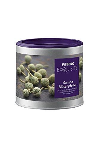 Wiberg Sansho Blütenpfeffer, ganz, 1er Pack (1 x 50 g)