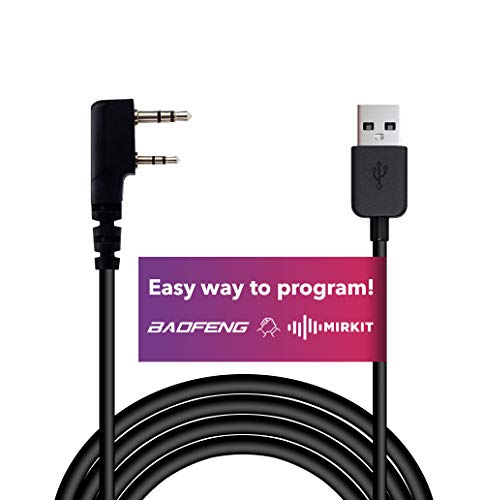 DM-5R Original Baofeng Programming Cable for Baofeng DM-860 Tier II DMR DM-5RPlus RD-5R DM-8HX 7r Mirkit Edition Accessories