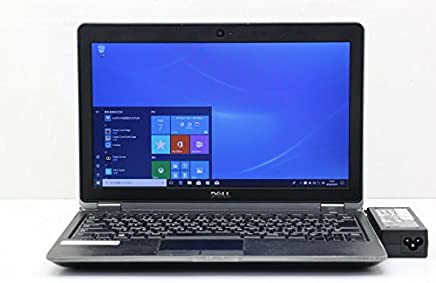 【中古】 DELL Latitude E6230 Core i5 3320M 2.6GHz/4GB/320GB/12.5W/FWXGA(1366x768)/Win10