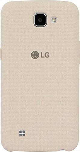 LG ELECTRONICS CSV-170AGEUWH Snap Schutzhülle für K4, Beige