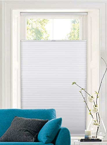 Calyx Interiors A04HUC240600 Window Treatment Honeycomb Shades 24 Inch Width by 60 Inch Long product image