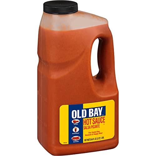 OLD BAY Hot Sauce, 64 fl oz