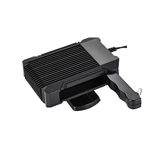 Xbeast Auto 12V Fahrzeug Lüfter Heiß Warm Heizung Windschutzscheibe Demister Defroster