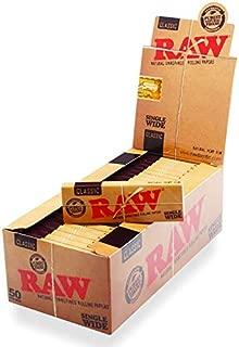 raw classic paper ロー クラシックペーパー 手巻き用シングル70ミリ